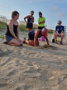 2021 Sea Turtle Nest Inventory